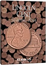 Lincoln Cent Folder #4: H.E. Harris & Co.