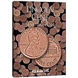Lincoln Cent Folder #4: H.E. Harris & Co.