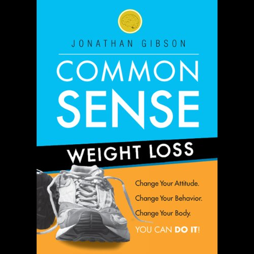 Common Sense Weight Loss  audiobook cover art
