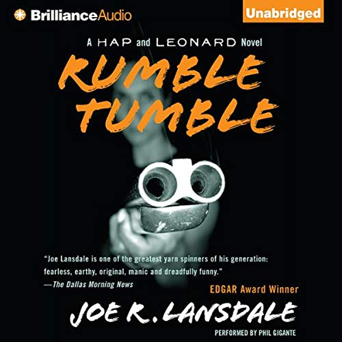 Rumble Tumble audiobook cover art