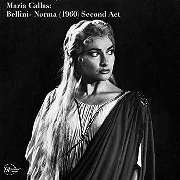 Maria Callas: Bellini- Norma (1960) Second Act