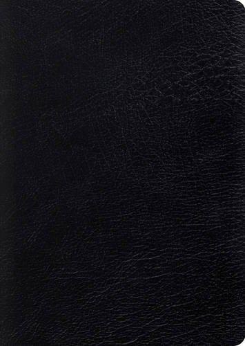 ESV Study Bible, Large Print (Black)