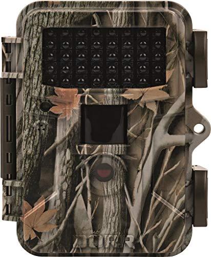 Dorr 12 MP Snapshot Mini HD LED Wildkamera – Schwarz