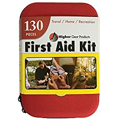 First Aid Kit- Travelers need it and for some reasons not all of them have it. Get it for your traveler friend, he will be thankful for it one day. Well here are two kits I personally recommend, The first one is a bit bigger and it's 130 pieces, If your traveler friend mainly travels by car, and you know he doesn't carry his gear much, definitely go for this one (Price: 19.97$):
