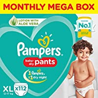 Upto 30% off on Pampers Diapers