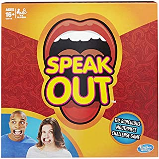 speak out game Funny Board Game Interesting Party Game for child adult
