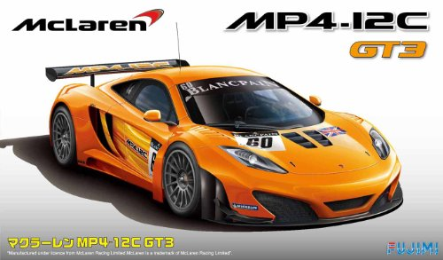1/24 Real Sports Car Series No.44 Mclaren Mp4/12c Gt3