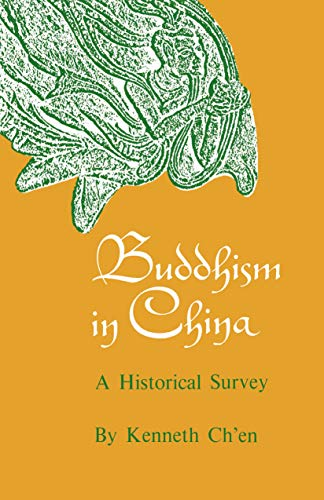 Buddhism in China: A Historical Survey (English Edition)