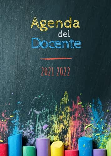 Agenda del Docente - 2021 2022: Copertina originale #20 - Agenda Settimanale - Registro di Classe - Formato A4 (21x29,7cm) - Citazione e foto - Orari ... classe - Pianificazione dell'anno scolastico