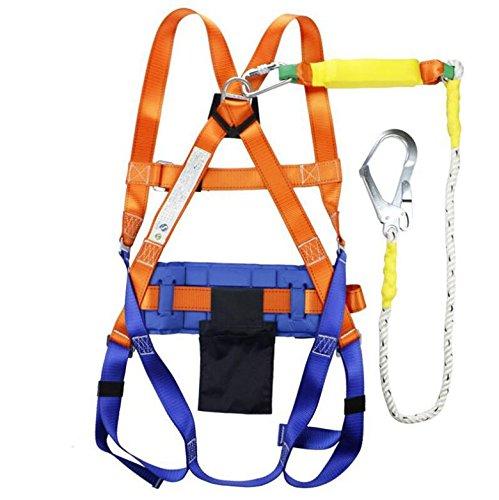 Fall Protection intégrale Harnais Harnais/Antenne de travail (avec crochet)