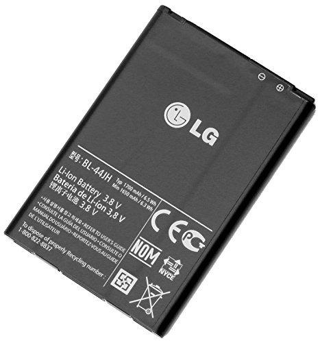 Original LG batería BL-44JH EAC61839006 3,8 V 1700 mAh para LG Optimus P700 P750 L7 E440 L4 E460 L5 Batería