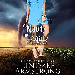 Match Me Again audiobook cover art