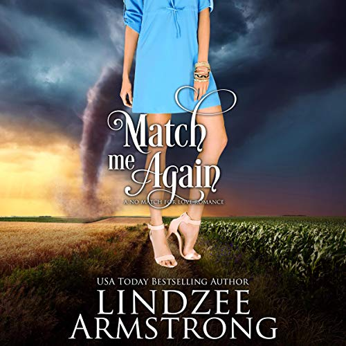 Match Me Again audiobook cover art