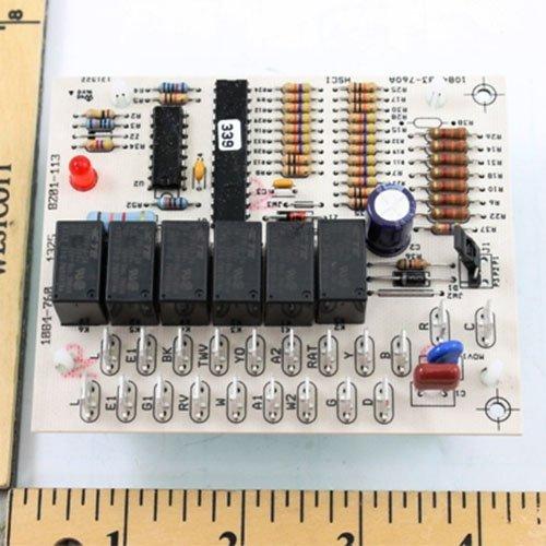 8201-113 - Bard OEM Dehumidifier Logic Control Board