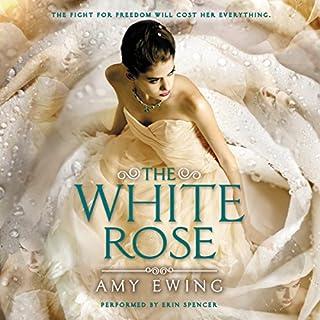 The White Rose audiobook cover art