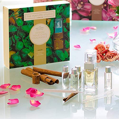 Monsterzeug Parfum selbst kreieren, Parfum selber machen Set, vollständiges Set - eigenes Parfum herstellen