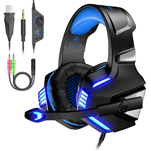 VersionTECH. Auriculares Gaming Cascos PS4