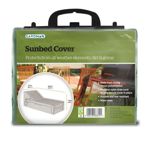 Gardman 32213 Sunbed Cover