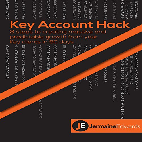 Key Account Hack audiobook cover art