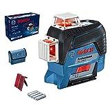 Bosch Professional Niveau Laser Lignes GLL3-80C (avec fonction d'application,...