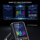 Zoom IMG-2 nulaxy trasmettitore bluetooth per auto