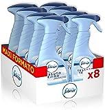 Febreze Classico Spray Deodorante per Tessuti, Maxi Formato, 8 x 500 ml