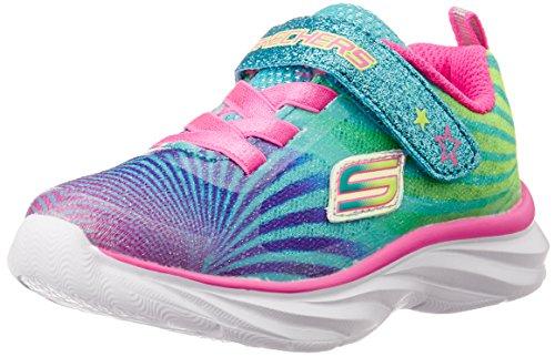 Skechers Skechers Pepsters Colorbeam Sneaker für Mädchen, Mehrfarbig - Mehrfarbig - Größe: 33 EU