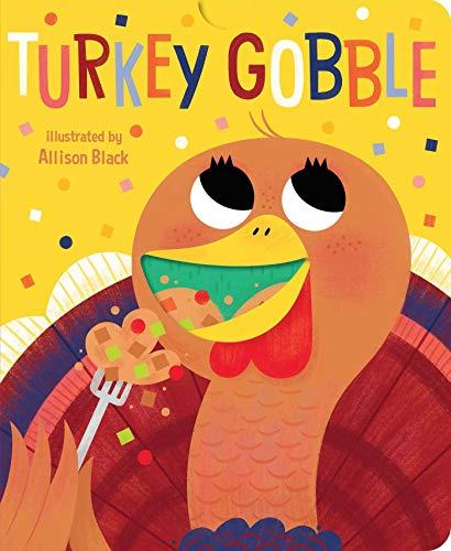 Turkey Gobble (Crunchy Board Books)