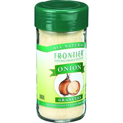 Frontier Onion Granules 2.29 of Pack Sale special price Max 80% OFF OZ 9