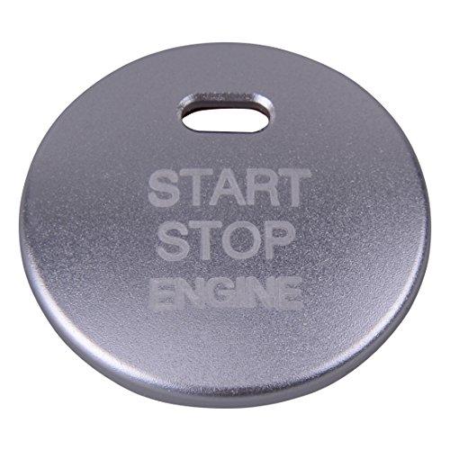 CITALL Remplacement du couvercle du bouton d'arrêt du démarrage du moteur Mazda CX-5 2012-2018 trim