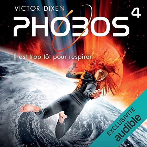 Phobos. Il est trop tôt pour respirer cover art