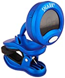 Snark Clip On Chromatic Guitar Tuner - Metallic Blue