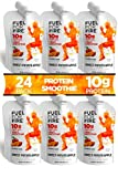 Fuel For Fire - Sweet Potato Apple (24 Pack) Fruit & Protein Smoothie Squeeze Pouch   Perfect for Workouts, Kids, Snacking - Gluten Free, Soy Free, Kosher (4.5 ounce pouches)