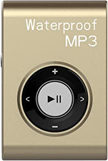 $64 » Taurusb Swim MP3 Players,IPX8 Waterproof MP3 Player with Clip 16GB Sport Portable Lossless Sound Hi-Fi Music Player, for Swimming and Running