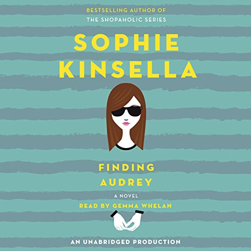 Finding Audrey                   By:                                                                                                                                 Sophie Kinsella                               Narrated by:                                                                                                                                 Gemma Whelan                      Length: 6 hrs and 36 mins     926 ratings     Overall 4.2