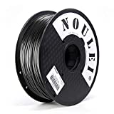 3D printer filament (1.75mm diameter +/- 0.03mm, 1 kg spool); designed to fit most common 3D printers. Amazing Marble Texture: marble PLA is a mixture of pure PLA and healthy&safety marble elements, which produces natural marble effect. Easy to print...