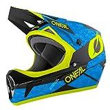 O'NEAL | Mountainbike-Helm Fullface | MTB DH Downhill FR Freeride | ABS-Schale, Magnetverschluss,...