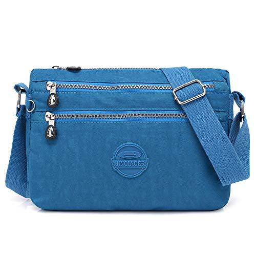 LIRUI zomerstijl vrouwen schoudertas Messenger Bags vrouwelijke handtassen beroemde merken nylon crossbody tassen F