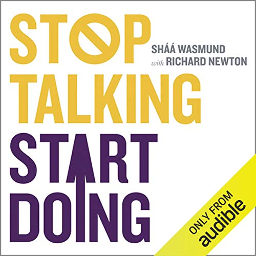 Couverture de Stop Talking Start Doing