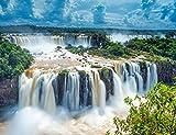 Ravensburger Puzzle 16607 - Wasserfälle von Iguazu, Brasilien - 2000 Teile - 6