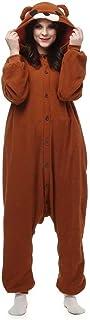 ملابس داخلية للنساء والرجال ملابس تنكر الهالوين ملابس نوم الكبار زي كارتون
