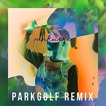 Makuake PARKGOLF Remix