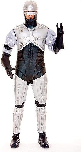 punto de venta barato Robocop Costume Adult Adult Adult Large 46-48  promocionales de incentivo
