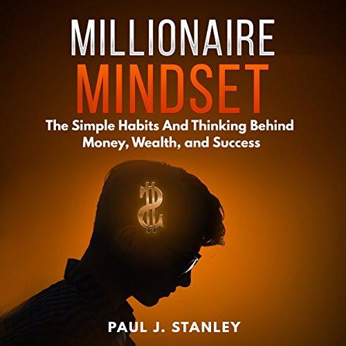 Millionaire Mindset audiobook cover art