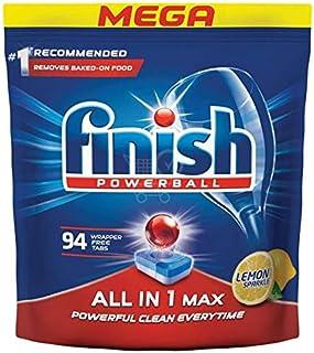 Finish All-in-1 Max Lemon 94 cap