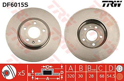 TRW Brake disc (Single) – df6015s