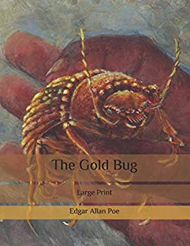 The Gold Bug  Large Print