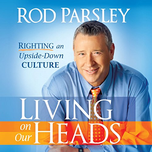 Living on Our Heads audiobook cover art