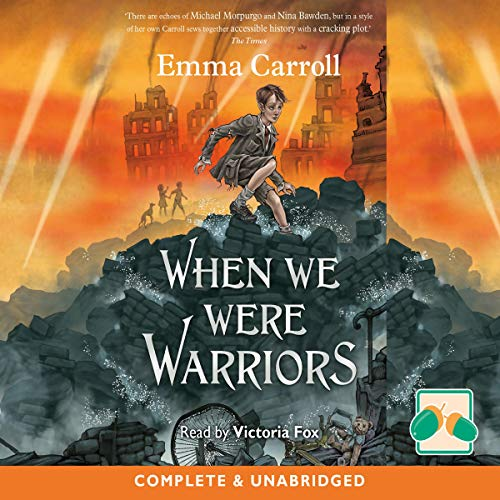 When We Were Warriors cover art