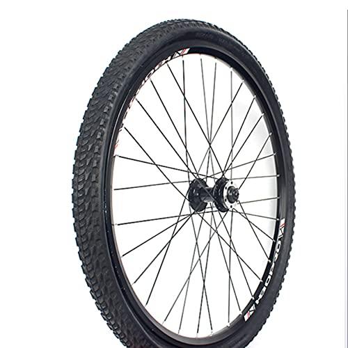 LDFANG Neumático Neumático de Bicicleta Resistente a puñaladas 26 * 1.9/26 * 1.95/27.5 * 1.95,60TPI, Paquete de 1